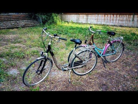 """Вся правда о """"Велосипедах из Германии"""" \ Велосипеды из Европы"""