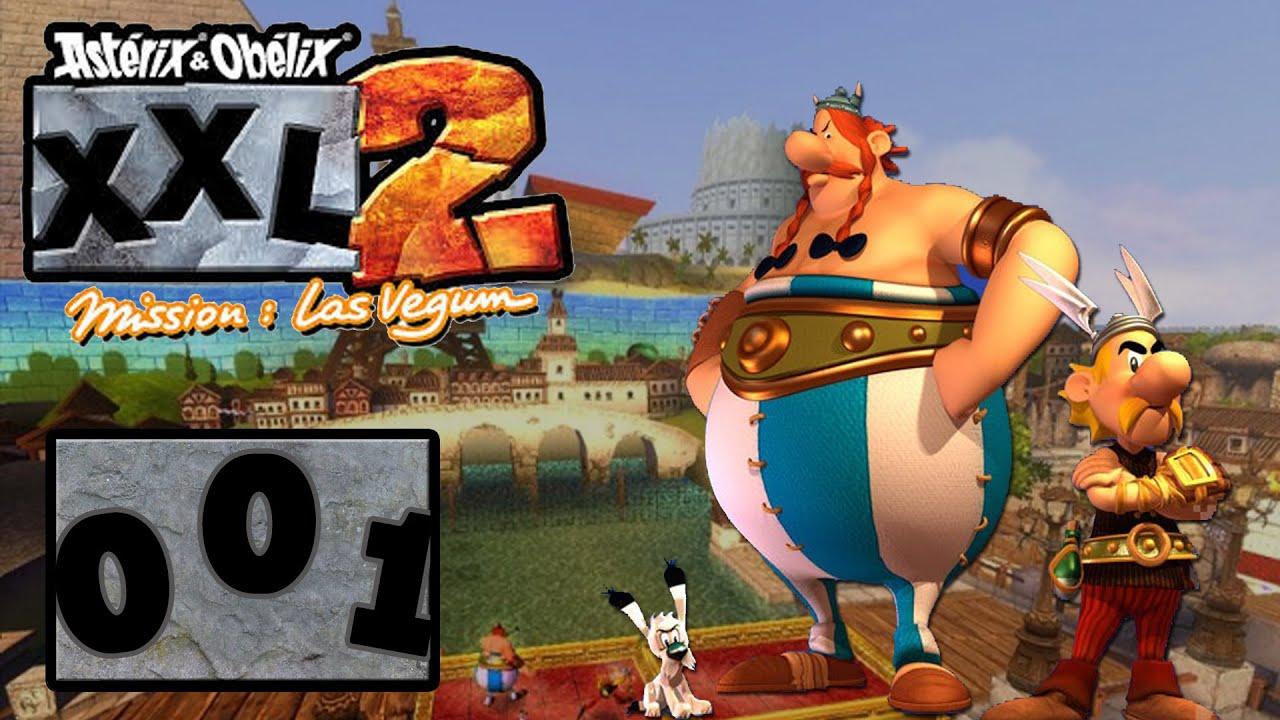 Let S Play Asterix Obelix Xxl 2 German Blind 1 Wir Gehen