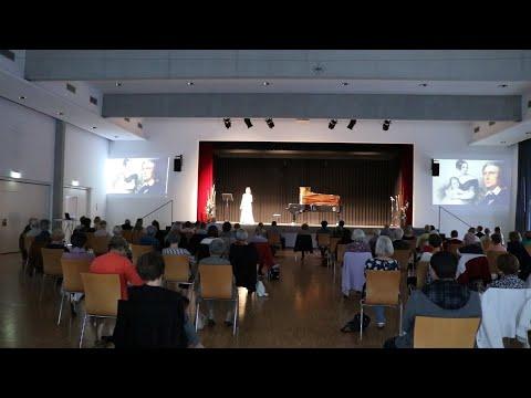 """""""Klassik Für Alle"""", ein 3-D Klavierrecital, Videoreportage                                                                           Lutherhaus Schwetzingen                 Zu Gunsten der Aktion Kinderschutz e.V. Das Ziel  des Projektes """"Klassik für Alle"""" ist den Zugang zur klassischen Musik für Jeden zu ermöglichen und von den Spenden der Zuhörer nach Möglichkeit zu helfen da, wo Hilfe gebraucht wird."""