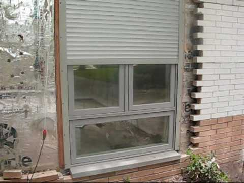 Security Shutters San Antonio TX Motorized Rolling Storm shutters ...