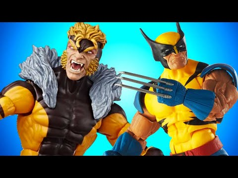X-Men Figures Haven\'t Been This Cool Since The 90s - Up At Noon Live!