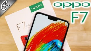 OPPO F7 Unboxing & Overview (w/ Benchmarks)