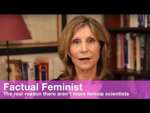 The real reason there aren't more female scientists | FACTUAL FEMINIST