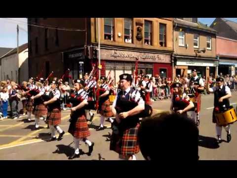 Annan Scotland 2012