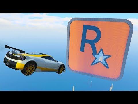 CARRERA ESPECIAL DE ROCKSTAR! - CARRERA GTA V ONLINE - GTA 5 ONLINE