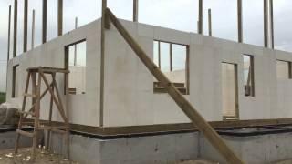 Стекломагниевый лист при строительстве дома