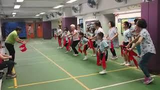 Publication Date: 2018-06-17 | Video Title: 「長幼共融」重感開心筷子舞排練