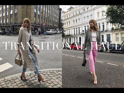 Huge Transitional Haul! Ft. Topshop, Urban Outfitters, Fendi, Miu Miu