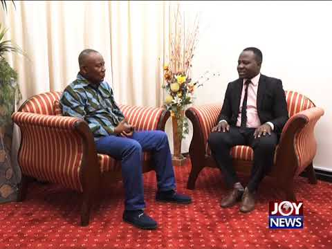 Zongo Development Fund - UPfront on JoyNews (23-11-17)