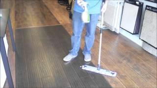 Clean Laminate Floors with Bona