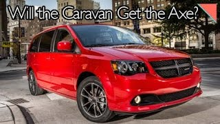 Fate of Dodge Caravan, Renault-Nissan Fights Car Sharing - Autoline Daily 1776