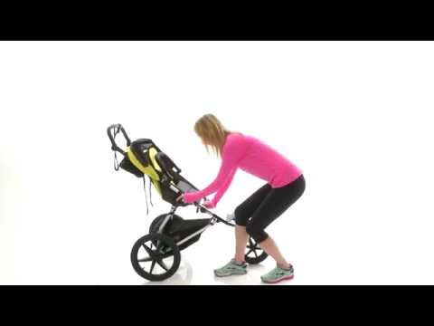 bob revolution stroller instructions
