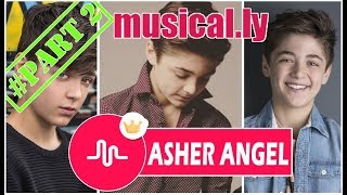 ❤ Best Andi Mack | Asher Angel Musical.ly Compilation #Part2 - New Musically Videos 2017