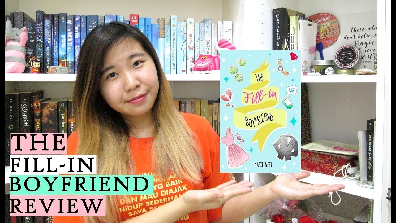 Review Spoiler Free The Fill In Boyfriend By Kasie West