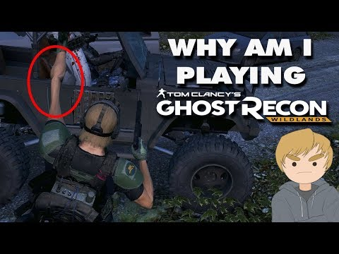 Why I've Been Playing Ghost Recon Wildlands Again