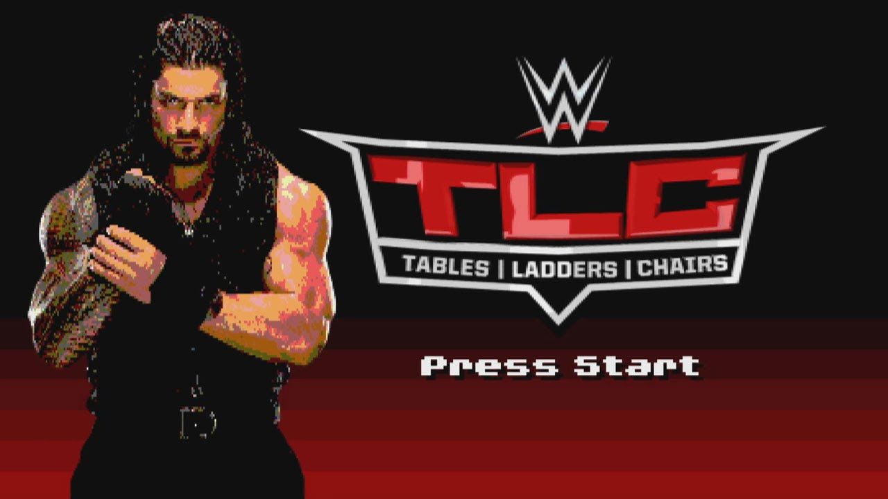 What Are Wwe Chairs Made Of Pride Lift Chair Replacement Hand Control Tlc Tables Ladders December 13 On Network Youtube