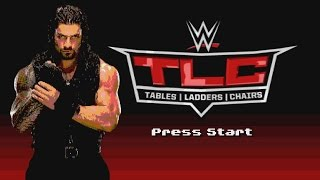 WWE TLC: Tables, Ladders & Chairs - December 13 on WWE Network