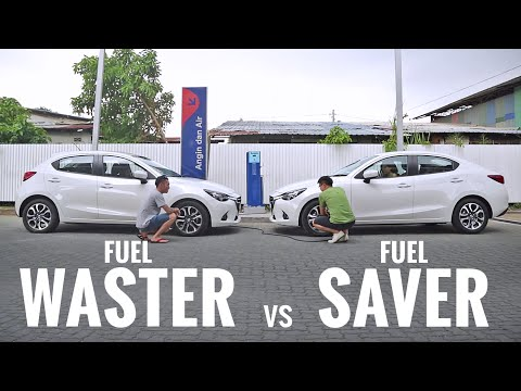5 Types of Fuel Waster vs Fuel Saver - AutoBuzz.my