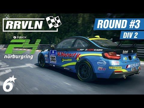 RaceRoom | RRVLN 2.4h Race - Round 3 / Div 2