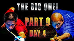 """PT 9 - """"The BIG One!"""" (Epic One-Pocket Match) / Tony CHOHAN vs Dennis ORCOLLO / Race to 40 for $50K"""
