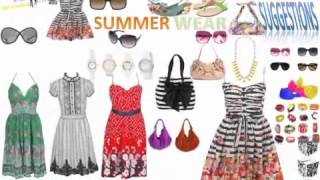 SUMMER WEAR SUGGESTIONS BY FASHIONWORKSTV Thumbnail