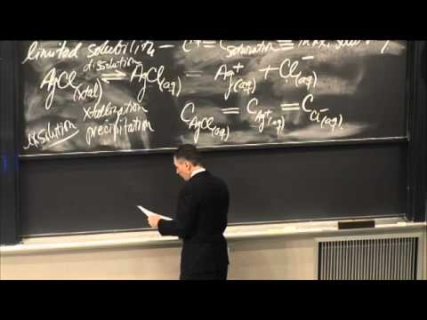 Lec 25 | MIT 3.091SC Introduction to Solid State Chemistry, Fall 2010