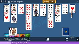 Solitaire World Tour #29 | August 17, 2019 Event