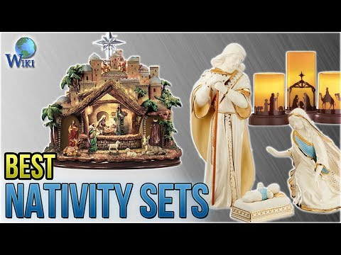 10 Best Nativity Sets 2018