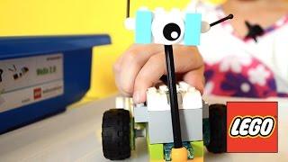Обзор Lego Education WeDo 2.0. Робототехника для детей