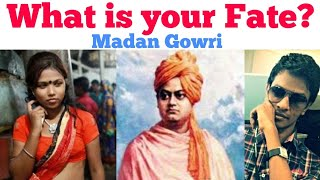 What is your Fate? | Tamil | Motivation | Madan Gowri | MG