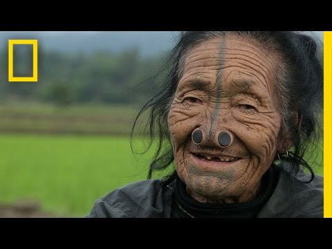 The Changing Face of Beauty in Northeast India