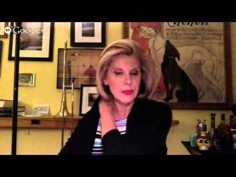 Christine Baranski 2014 interview about 'The Good Wife' and Emmy Awards