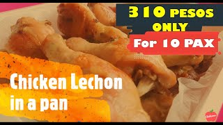 Chicken Lechon in a Pan || Chelicious