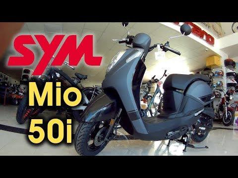#SYM #Mio 50i