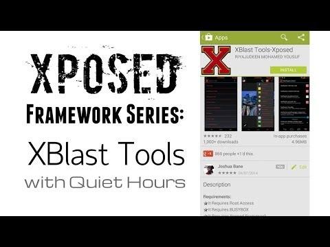 XBlast Tools-Xposed 1 8 8 Apk Download - ind fem black