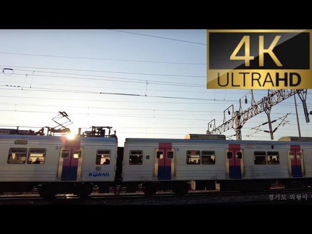 기차소리 좋아하세요?   지구소리   DJI pocket2   4K