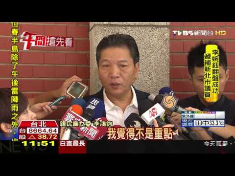【TVBS】府談過接海基會? 王金平:很早之前有接觸