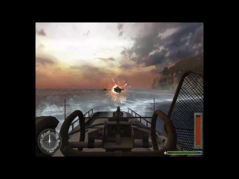 Call of Duty United Offensive - Naval battle!