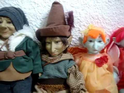 Fotos de munecos elfos