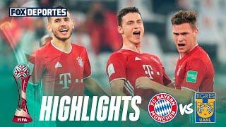 Resumen Bayern Munich 1-0 Tigres: Mundial de Clubes