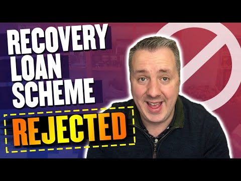 Recovery Loan Scheme Rejected Or Declined