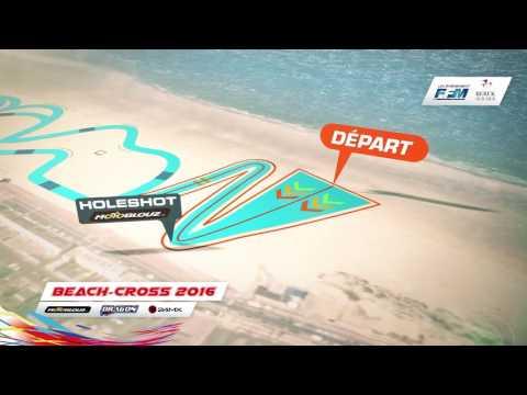 Circuit Beach cross de Berck 2016