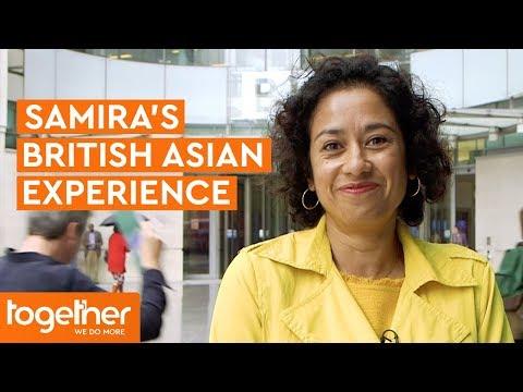 Samira Ahmed's British Asian Experience