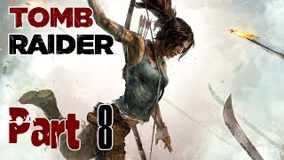 Tomb Raider 2013 : Part 8- Mountain Descent (No Commentary)