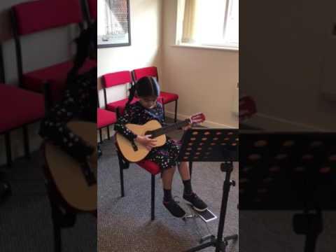 Amadeus Music Academy - Guitar Lesson, Marion Colclough