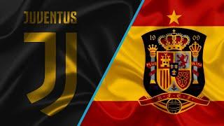 UEFA EURO 2020 Challenge Матч Juventus Ювентус Сборная Испании Прямая трансляция