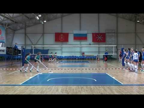 Classic volleyball RUSSIA League B 2017. Final. Angara (Irkutsk) - Luch (Moscow)