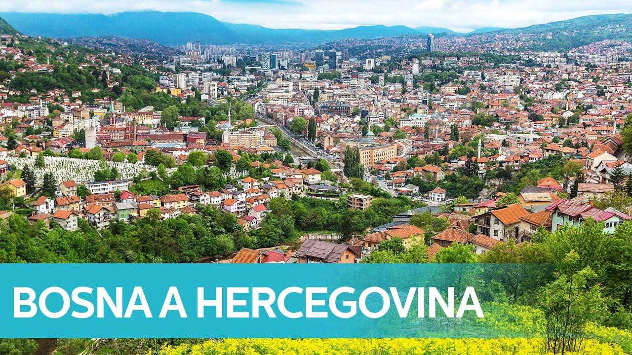 Bosna a Hercegovina - TA3 za hranicami - YouTube