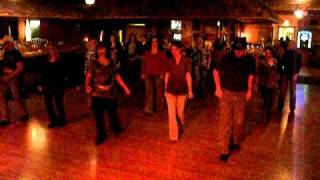 LINE DANCE VIDEO Brown Chicken Brown Cow