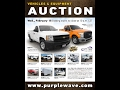 Vehicles and Equipment Auction | February 15, 2017 | Purple Wave